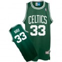 Camiseta Larry Bird Boston Celtics Verde