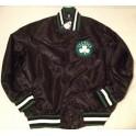 Chaqueta Boston Celtics Negra