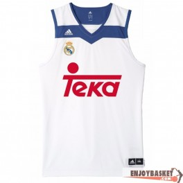 Camiseta Real Madrid Baloncesto Temp 2016 2017