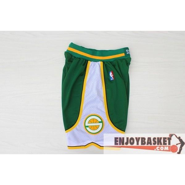 Pantalones Retro Nba Seattle Supersonics
