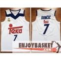 Camiseta Luka Doncic Real Madrid Baloncesto