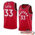 Camiseta Marc Gasol Toronto Raptors Away