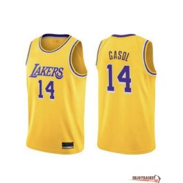 Camiseta Marc Gasol Los Angeles Lakers Home Edition