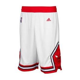 Pantalon Chicago Bulls Blanco