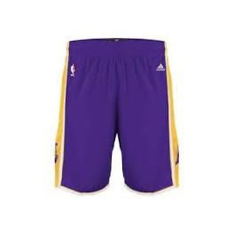 Pantalon Los Angeles Lakers Purpura