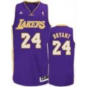 Camiseta Kobe Bryant Los Angeles Lakers Púrpura