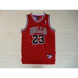 Camiseta Michael Jordan Chicago Bulls Roja